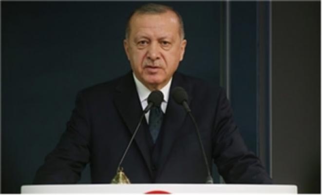 Cumhurbaşkanı Erdoğan: Sizler de bu yükü alacaksınız