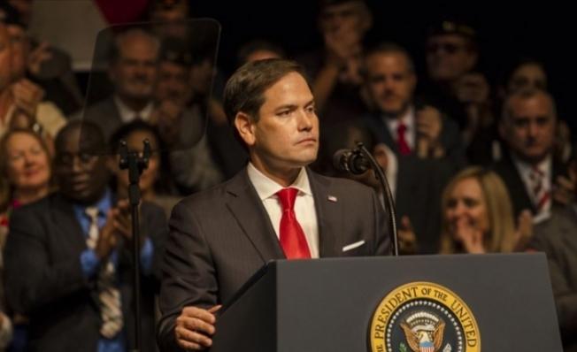 Rubio'dan Türkiye'ye hava desteği çağrısı