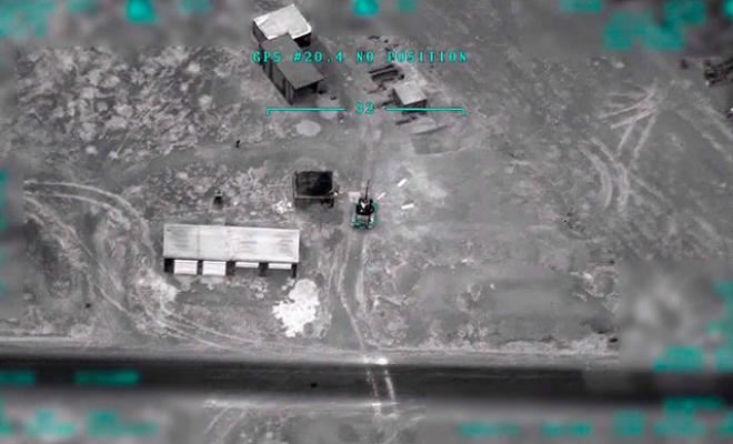 Suriye'de rejim güçleri yerle bir edildi