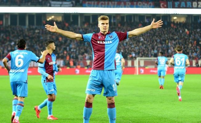 Trabzonspor Kadıköy'e avantajlı gidiyor