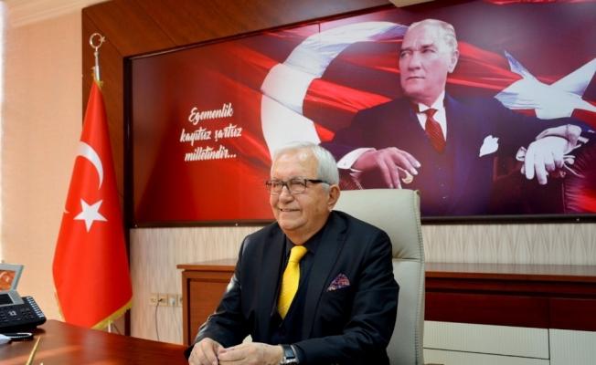 Başkan Posbıyık, Erdemir'in 55'inci yılını kutladı