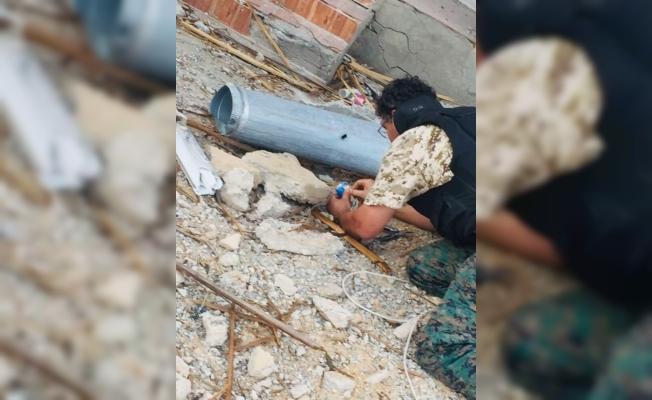 Hafter milislerinden mayınlı saldırı: 2 ölü