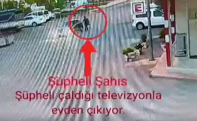 Hırsızlık şüphelisi 3 kişi tutuklandı