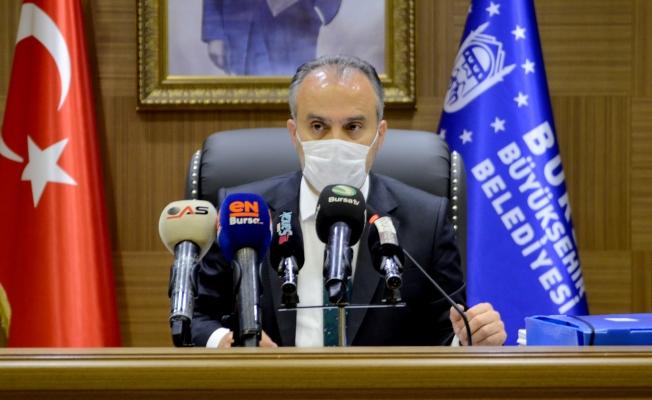 Bursa Büyükşehir 2019 faaliyet raporunu onaylandı