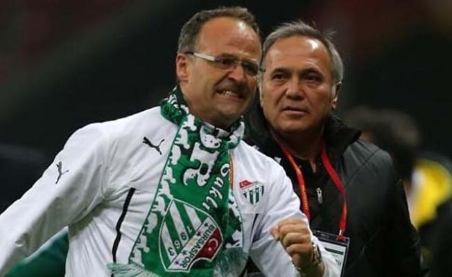 Bursaspor'da İrfan Buz, bir kez daha kader haftalarında takımın başında