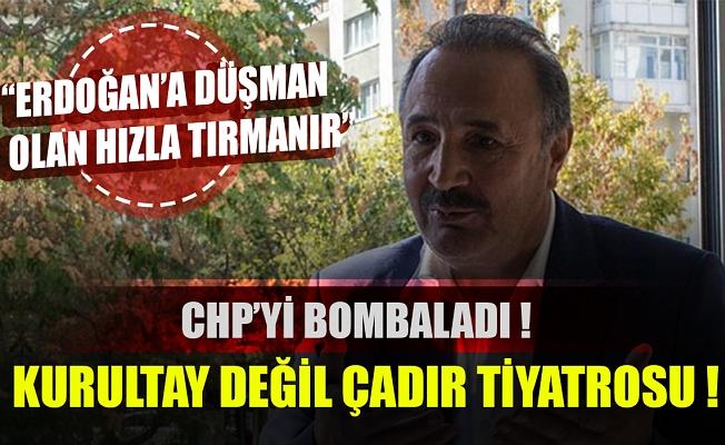CHP eski milletvekili Mehmet Sevigen'den flaş açıklamalar