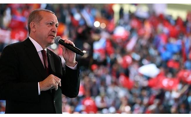 Cumhurbaşkanı Erdoğan: 2020'yi herkesi şaşırtan bir büyüme oranıyla kapatacağız