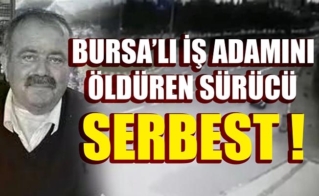 Bursalı iş adamı Trabzon'daki kazada can verdi... Sürücü serbest kaldı
