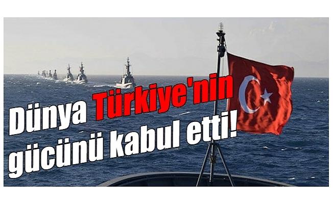 Dünya Türkiye'nin gücünü kabul etti! ABD basınından dikkat çeken yazı