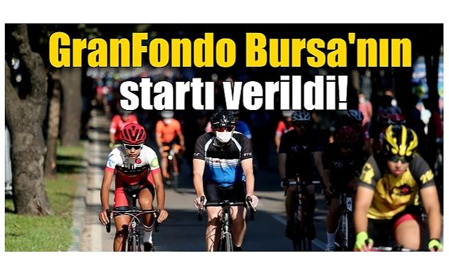 GranFondo Bursa'nın startı verildi