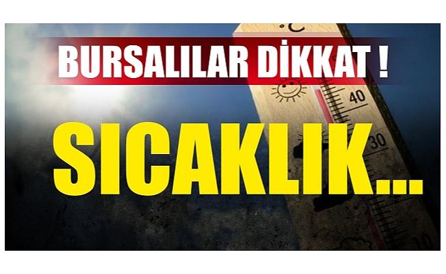 Bursa'da bugün ve yarın hava durumu nasıl olacak? (16 Eylül 2020 Çarşamba)