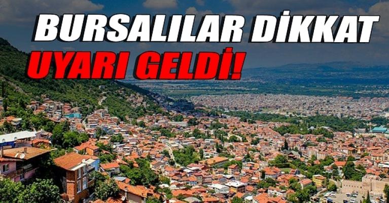 Bursa'da bugün ve yarın hava durumu nasıl olacak? (08 Eylül 2020 SALI)
