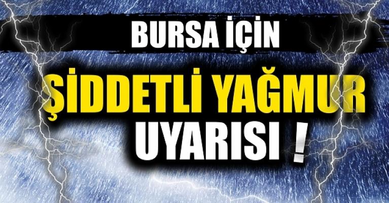 Bursa'da bugün ve yarın hava durumu nasıl olacak? (15 Eylül 2020 Salı)
