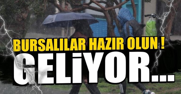 Bursa'da bugün ve yarın hava durumu nasıl olacak? (17 Ekim 2020 Cumartesi)