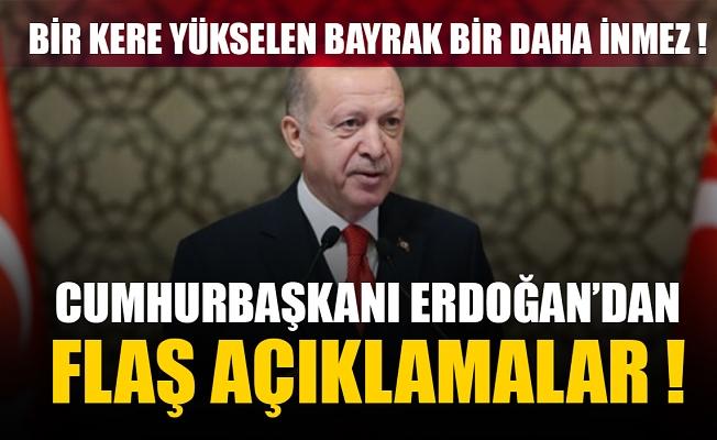 Başkan Erdoğan'dan 12. Büyükelçiler Konferansı'nda önemli açıklamalar.