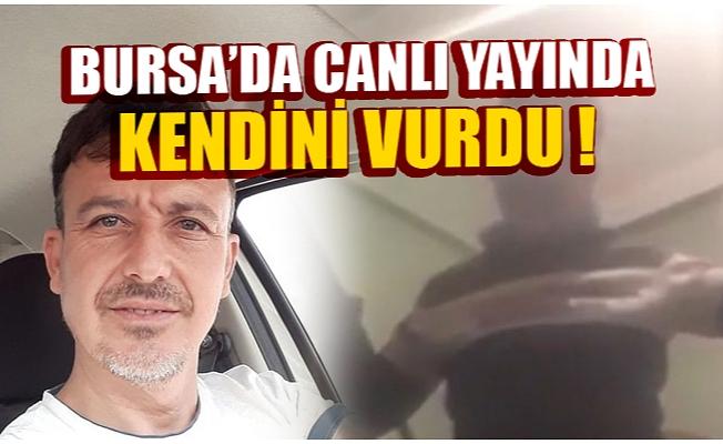 Bursa'da sosyal medyadan intihara kalkıştı