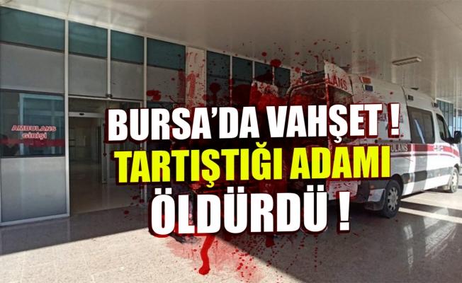 Bursa'da otobanda dehşet! Öfkeli kadın tartıştığı adamı vurdu