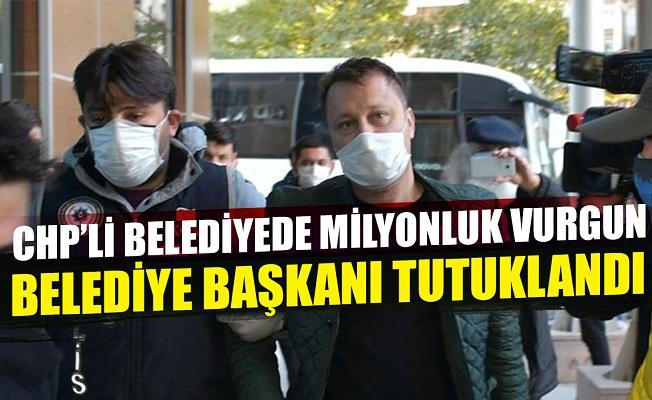 CHP'li Menemen Belediyesi'ne dev operasyon!.