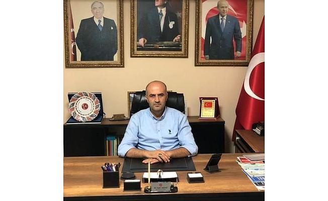 Tahir Akdağ'dan İzmir deki depremzedelere geçmiş olsun mesajı