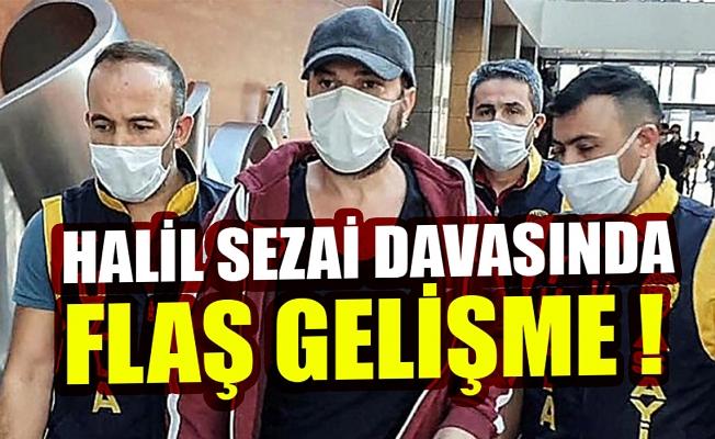 Halil Sezai'nin aldığı cezanın gerekçeli kararı açıklandı.