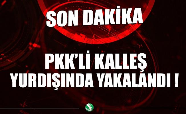 MİT PKK'lı terörist Mesut Taşkın'ı yurt dışında etkisiz hale getirdi.