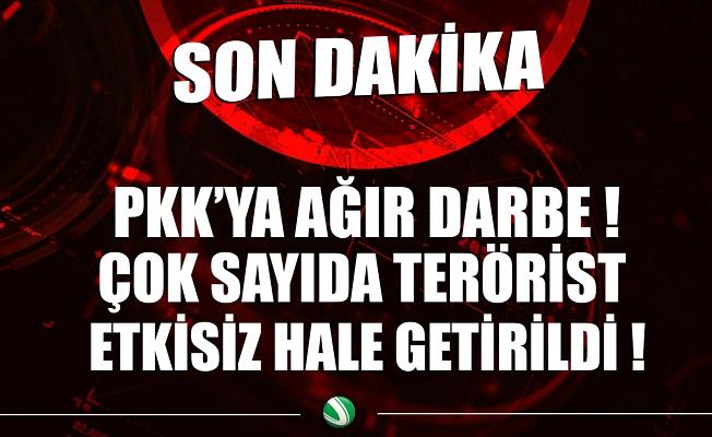 Saldırı hazırlığındaki 26 terörist etkisiz hale getirildi.