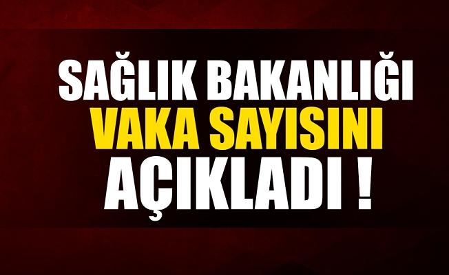 Türkiye'de son 24 saatte 5103 yeni hasta!