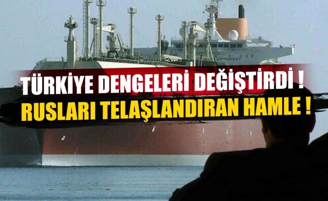 Türkiye dengeleri değiştirdi! Rusları telaşlandıran adım.