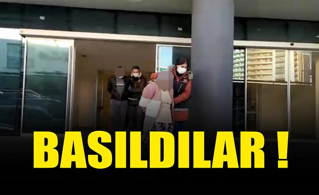 Bursa'da uyuşturucu operasyonunda 4 şüpheli yakalandı