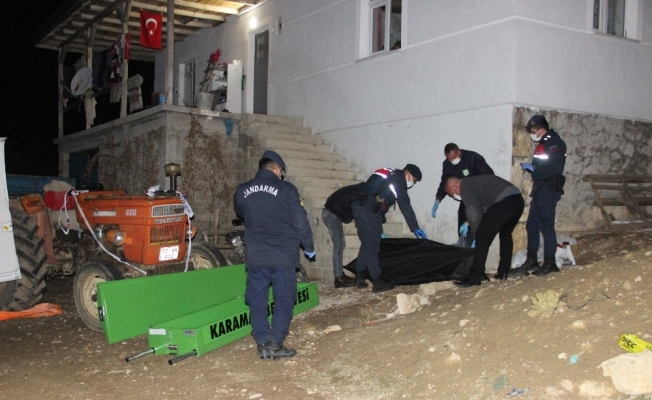 Karaman'da arazi kavgası: 1 ölü, 2 yaralı