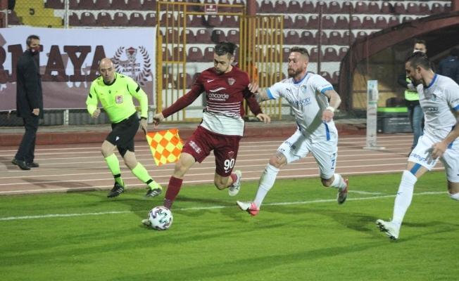 Süper Lig: A. Hatayspor: 3 - BB Erzurumspor: 0 (Maç sonucu)