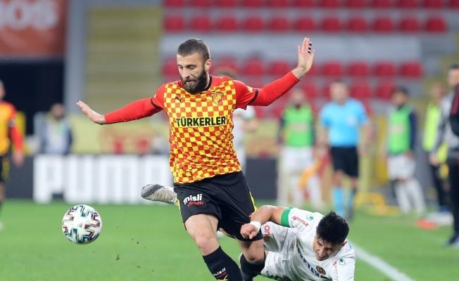 Süper Lig: Göztepe: 1 - Aytemiz Alanyaspor: 0 (Maç sonucu)