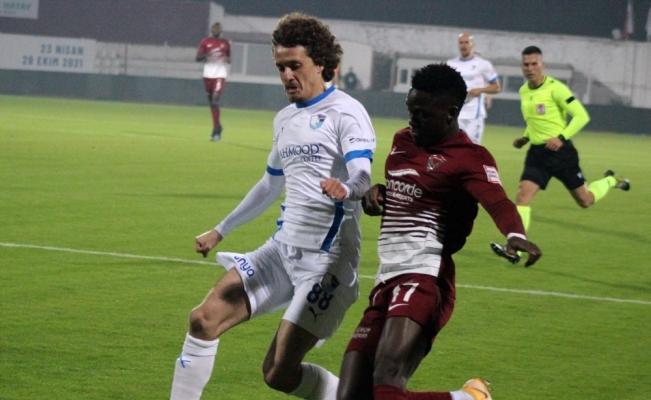 Süper Lig: Hatayspor: 0 - BB Erzurumspor: 0 (Maç devam ediyor)