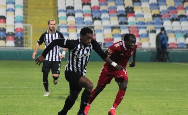 TFF 1. Lig: Altay: 3 - Ankaraspor: 0