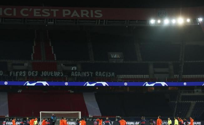 UEFA Şampiyonlar Ligi: Paris Saint Germain: 3 - Medipol Başakşehir: 0 (İlk yarı)