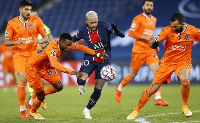 UEFA Şampiyonlar Ligi: Paris Saint Germain: 5 - Medipol Başakşehir: 1 (Maç sonucu)