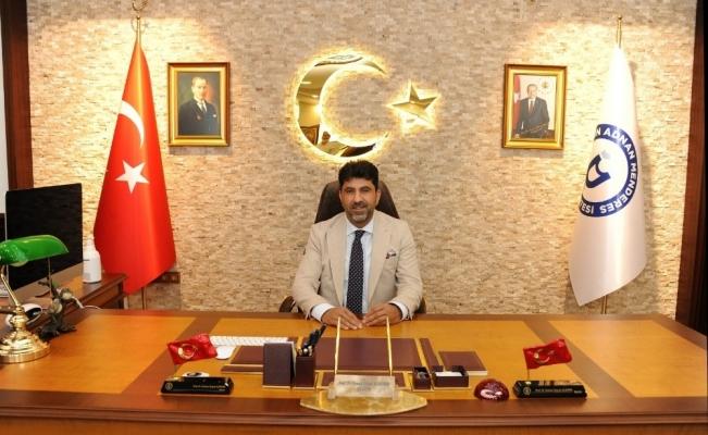 """ADÜ Rektörü Aldemir , """"Gazeteciler çok önemli bir kamu hizmetini yerine getiriyor"""""""