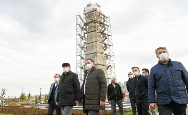 Subaşı Meydanı düzenlemesi ile Samsun'a yeni bir çehre kazandırılacak