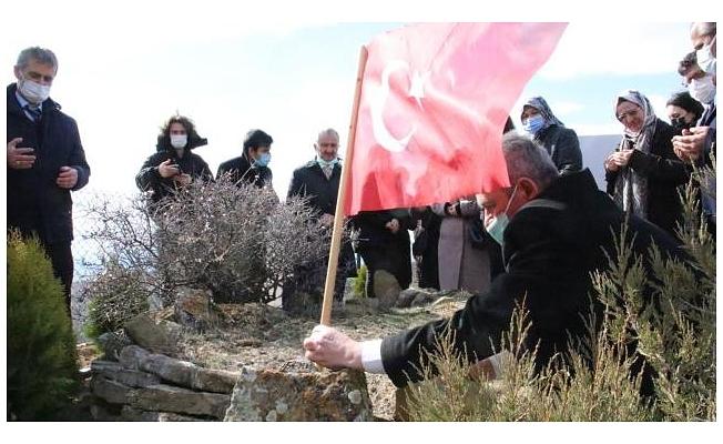 İstiklal Savaşı şehidi Kalecikli Salih, 100 yıl sonra torunlarıyla buluştu