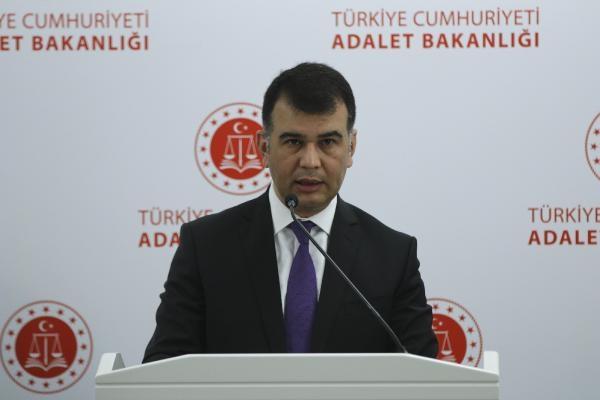 Adalet Bakanlığı Sözcüsü Çekin'den 'Thodex' ve 'Vebitcoin' açıklaması