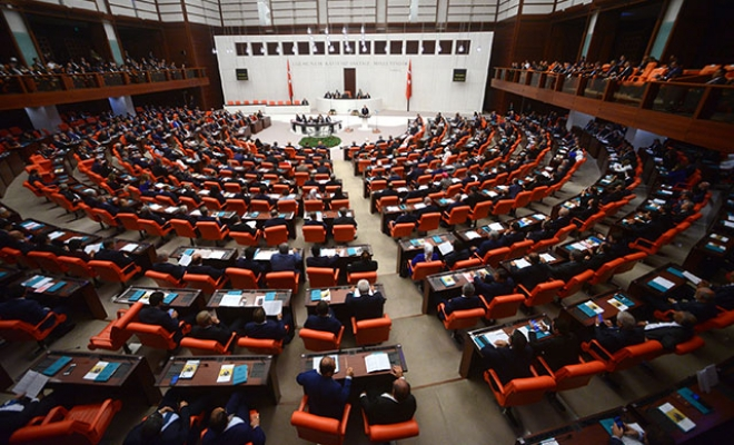 AK Parti'den Türkiye ile Mısır arasında dostluk grubu oluşturulması teklifi