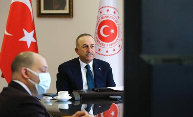 Bakan Çavuşoğlu, D-8 Dışişleri Bakanları Toplantısı'na katıldı