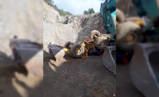 Bursa da 1 maden işçisi hayatını kaybetti!