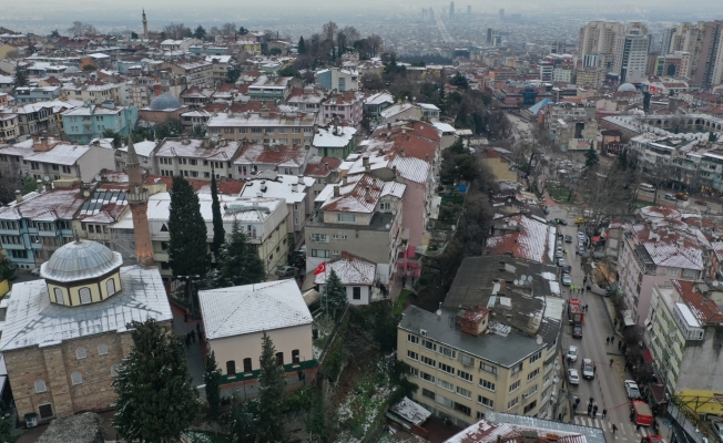 Bursa Kavaklı'daki Binalar Kamulaştırılacak.