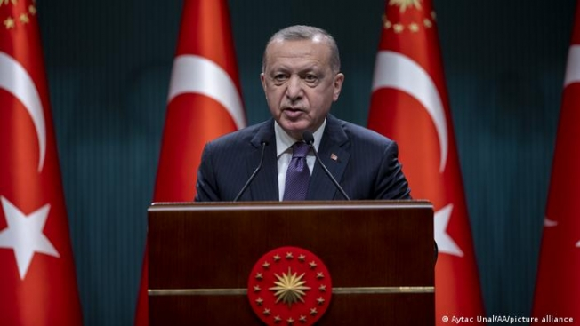 Erdoğan: Aşı tedariğinde herhangi bir sıkıntı yaşayacağımızı kabul etmiyorum