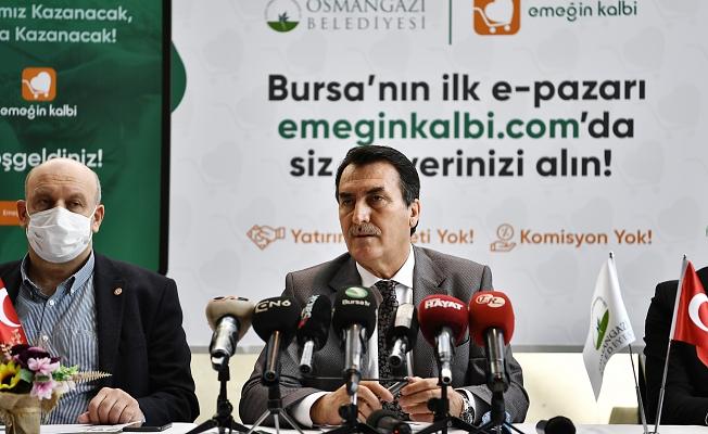 Esnafa büyük destek, Bursa kazanacak