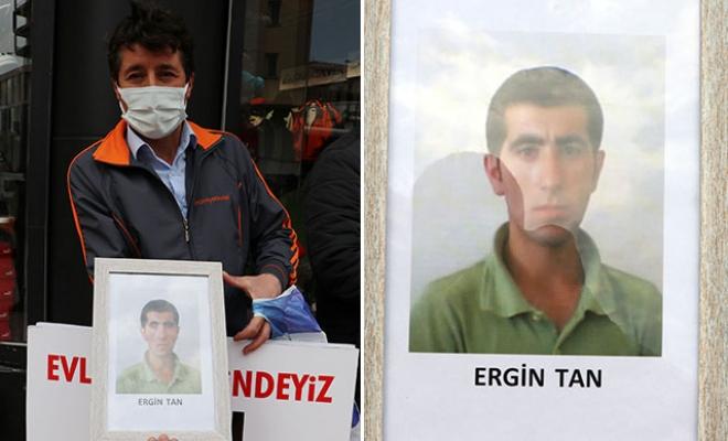 HDP önündeki evlat eylemine katılan ağabey: Kardeşim düğününü yapacaktı, dağa kaçırdılar