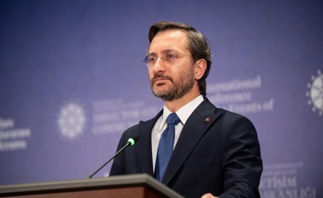 """İletişim Başkanı Altun: """"Sözde 'Ermeni soykırımı' iddiası, sadece siyasi hesaplardan beslenen bir iftiradır"""""""
