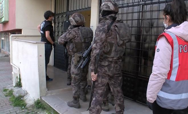 Tefeci operasyonu: 5 şüpheli gözaltında