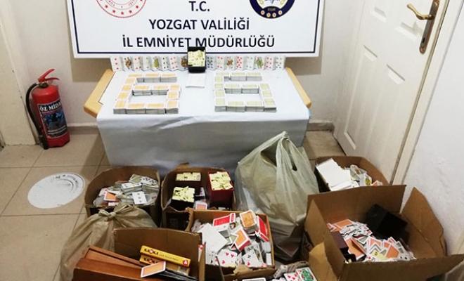 Kısıtlamada kumar oynayan 12 kişiye 68 bin TL ceza
